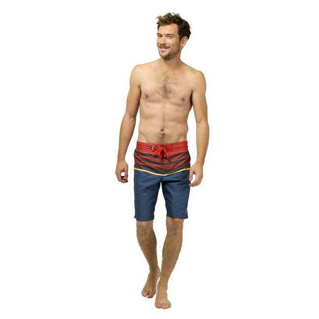 Protest Classic Beachshort Coral