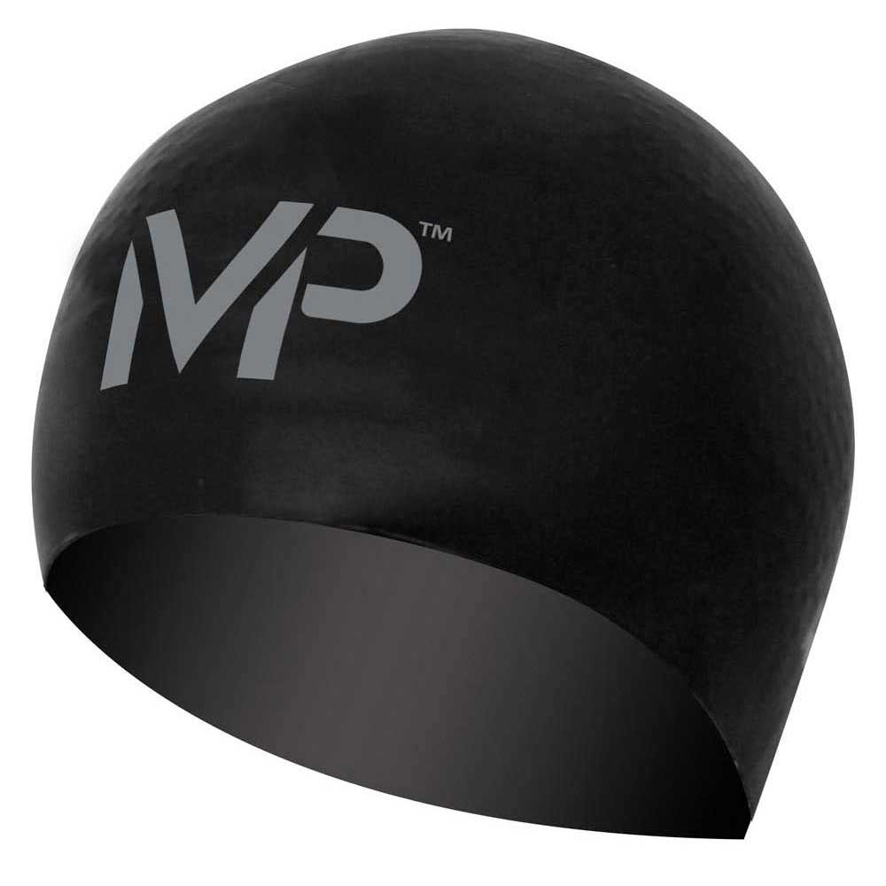 Michael phelps MP Race Cap Black/Silver