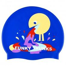 Funky trunks Hurley Silicone Swimming Cap