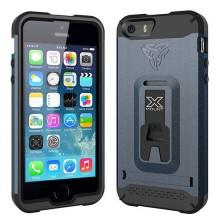 Armor-x cases Rugged Case for iPhone 5C with X Mount Black