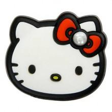 Jibbitz Hello Kitty Pearl Face