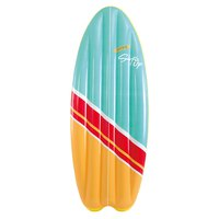 Intex Inflatable Fiber-Tech Surf Board