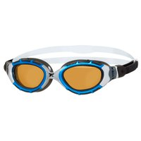 Zoggs Predator Flex Polarized Ultra Reactor Large Fit