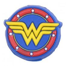Jibbitz Wonder Woman Logo